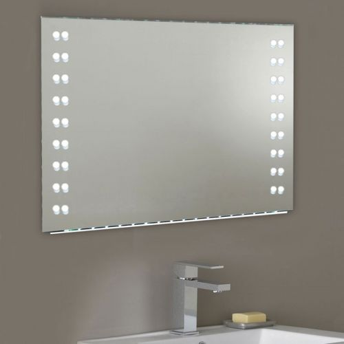 Synergy Vicenza LED Mirror 500 x 390mm