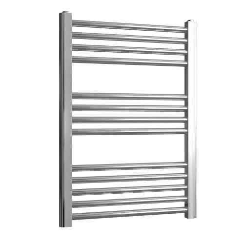 Loco Straight Ladder Rail Chrome 22mm - 500 x 700mm