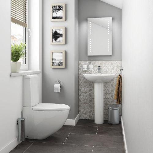 Rak Reserva 4 Piece Bathroom Suite