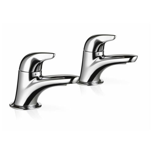 Mira Comfort Bath Pilllar Taps - 2.1818.003
