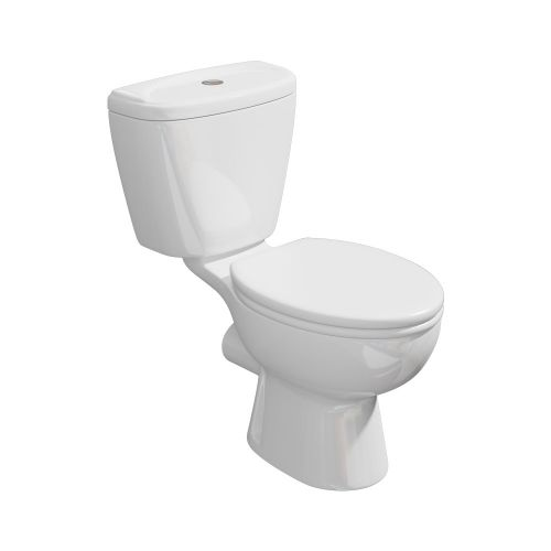 Arley Galaxia Close Coupled Pan, Cistern & Seat