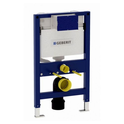 Geberit Duofix WC Toilet Frame 0.82m with Kappa UP200 Cistern 111.260.00.1