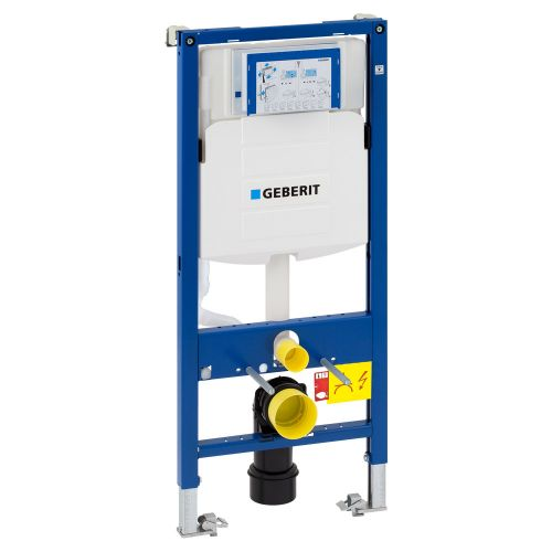Geberit Wall Mounted WC Toilet Frame 1.12m with UP320 Cistern 111.383.00.5