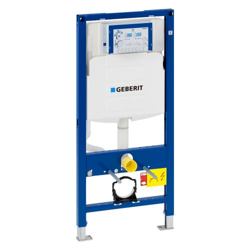 Geberit Duofix WC Toilet Frame 1.12m with Sigma UP320 Cistern 111.384.00.5