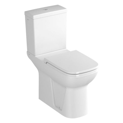 Vitra S20 Comfort Height Close Coupled Toilet WC