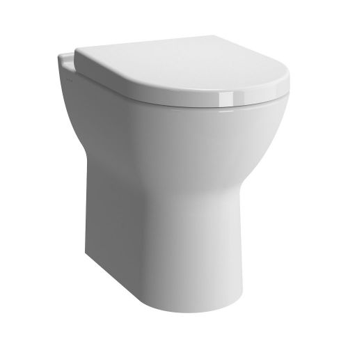Vitra S50 Close Coupled Fully Back To Wall Toilet WC